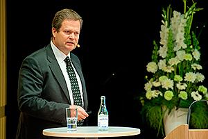 Prof. Michael Nilsson föreläser på Glömska-konferens 2010